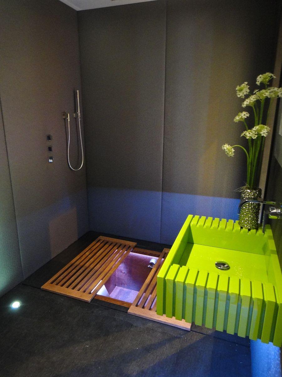 sunken bath shower combo - Google Search | Bathroom Ideas ...