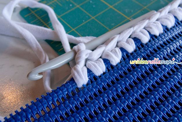 Borsa Mare Fai Da Te Schema E Spiegazioni Crochet Bag Crochet