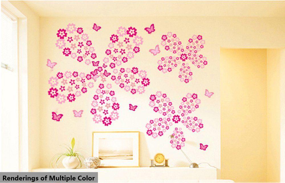 Farfalle decorative per pareti simple tatuaggio da muro magnolie with farfalle decorative per - Farfalle decorative per pareti ...