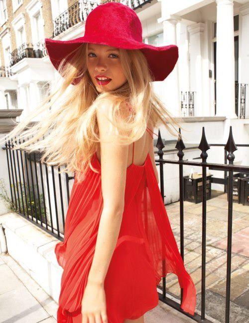 red passion #Fashiolista #Inspiration