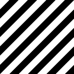 Black White Diagonal Stripes Poloski Instagram Trafarety