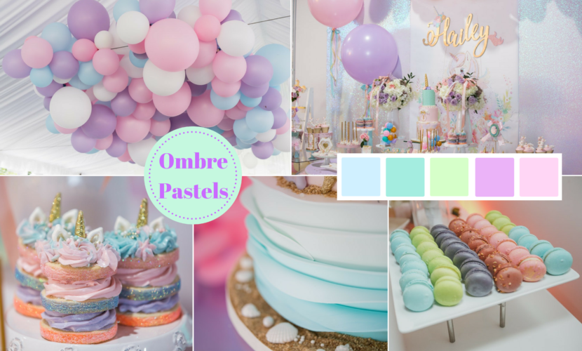 10 Kids Birthday Party Ideas Trends For 2019 Pastel Birthday