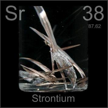 Estroncio Elementos Quimicos Pinterest Geology - best of periodic table alkaline earth metals definition