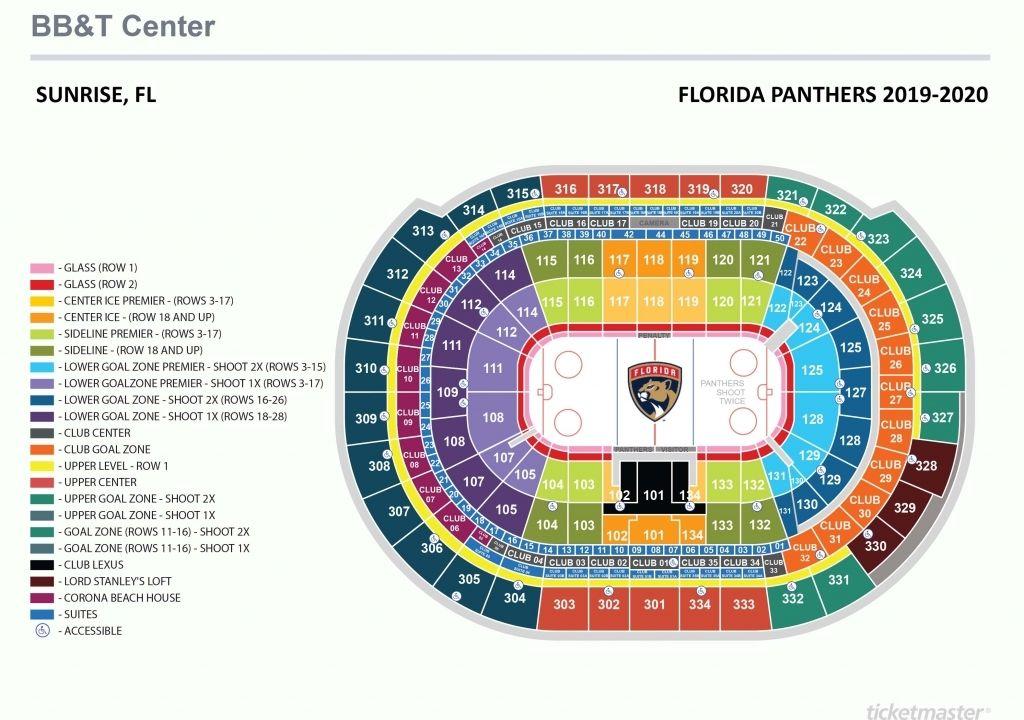 florida panthers (With images) | Florida panthers, Seating ...