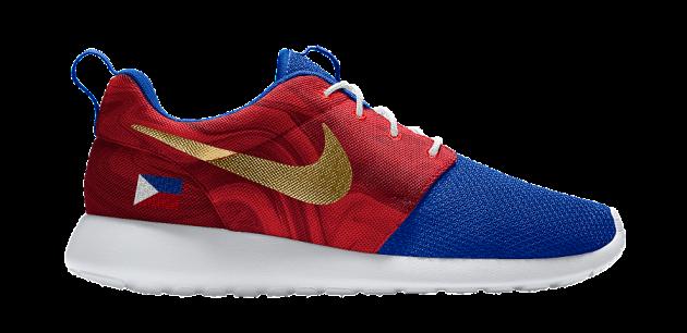 3611ebae487d77 Nike Roshe One Philippine Pride