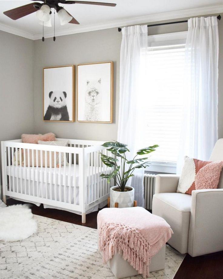 55 + Special Baby Boy Kinderzimmer mit Animal Design