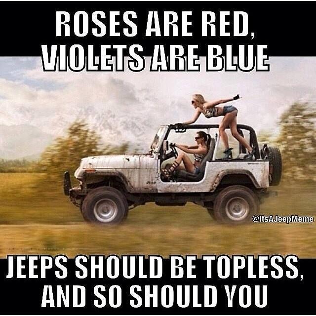 Lets see your best Jeep memes | Jeep Wrangler TJ Forum |Jeep Wrangler Memes