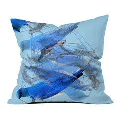 Body Talk Pillow Cover, $39, now featured on Fab.