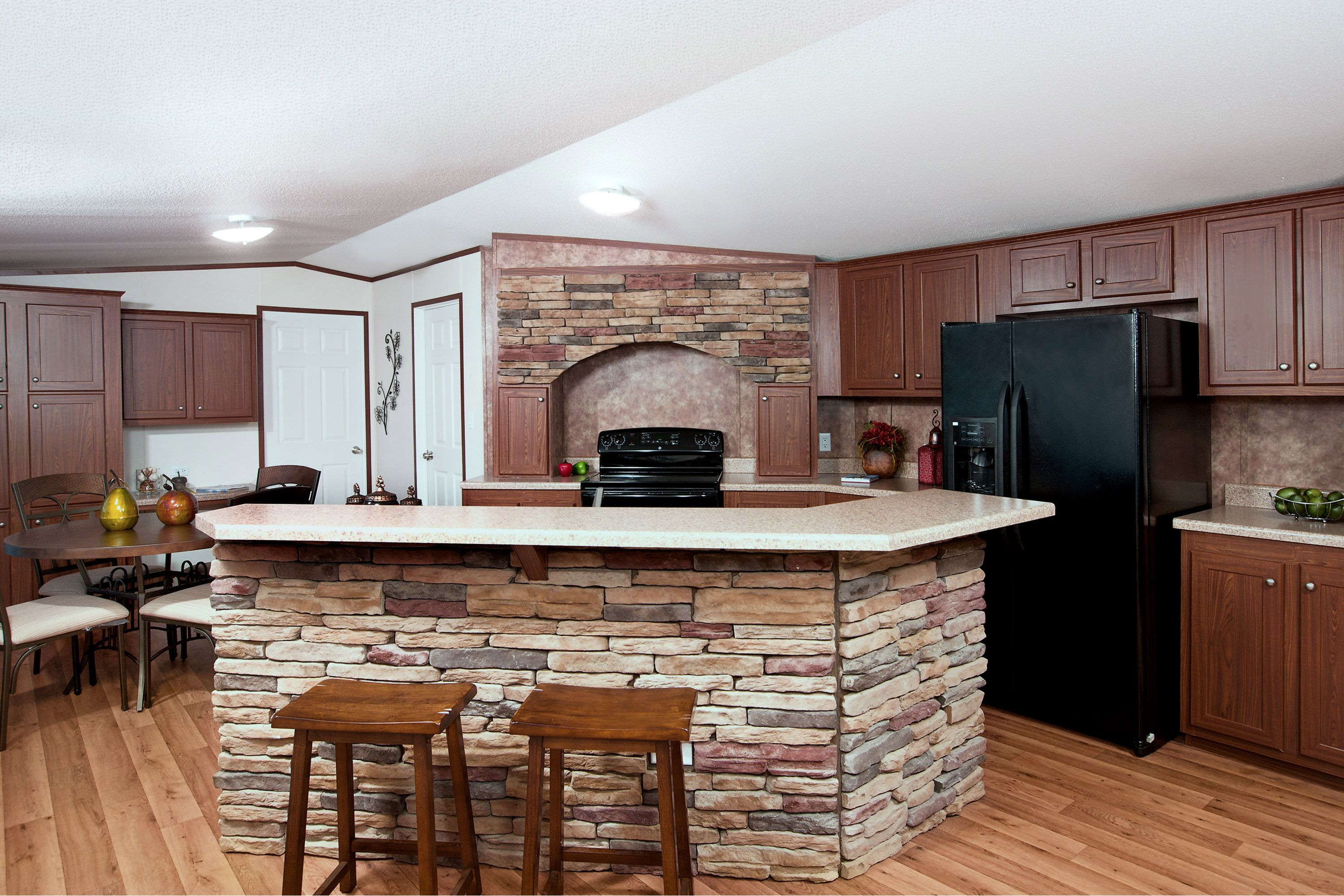 Kitchen Of The Cosmopolitan A 3 Bed 2 Bath 1280 Sq Ft