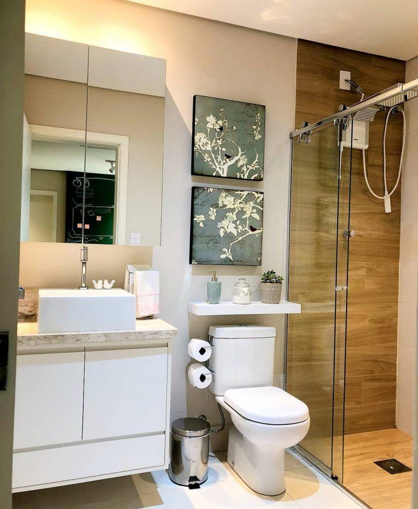Banheiro Com Revestimento De Madeira 40 Ideias E Modelos Com