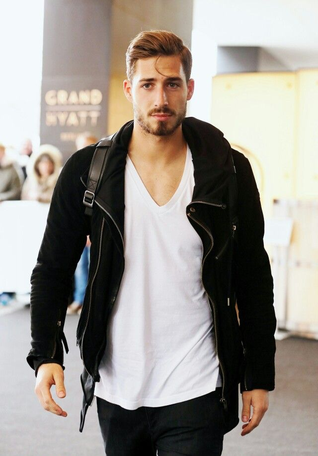 Kevin Trapp Soccer Guys Sports Clothes Fashion Sports Hairstyles