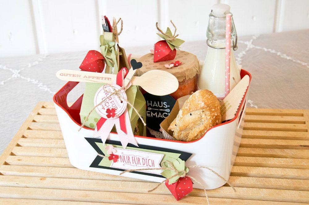 Blog Hop Kleinigkeiten nett verpackt Kaffee geschenke