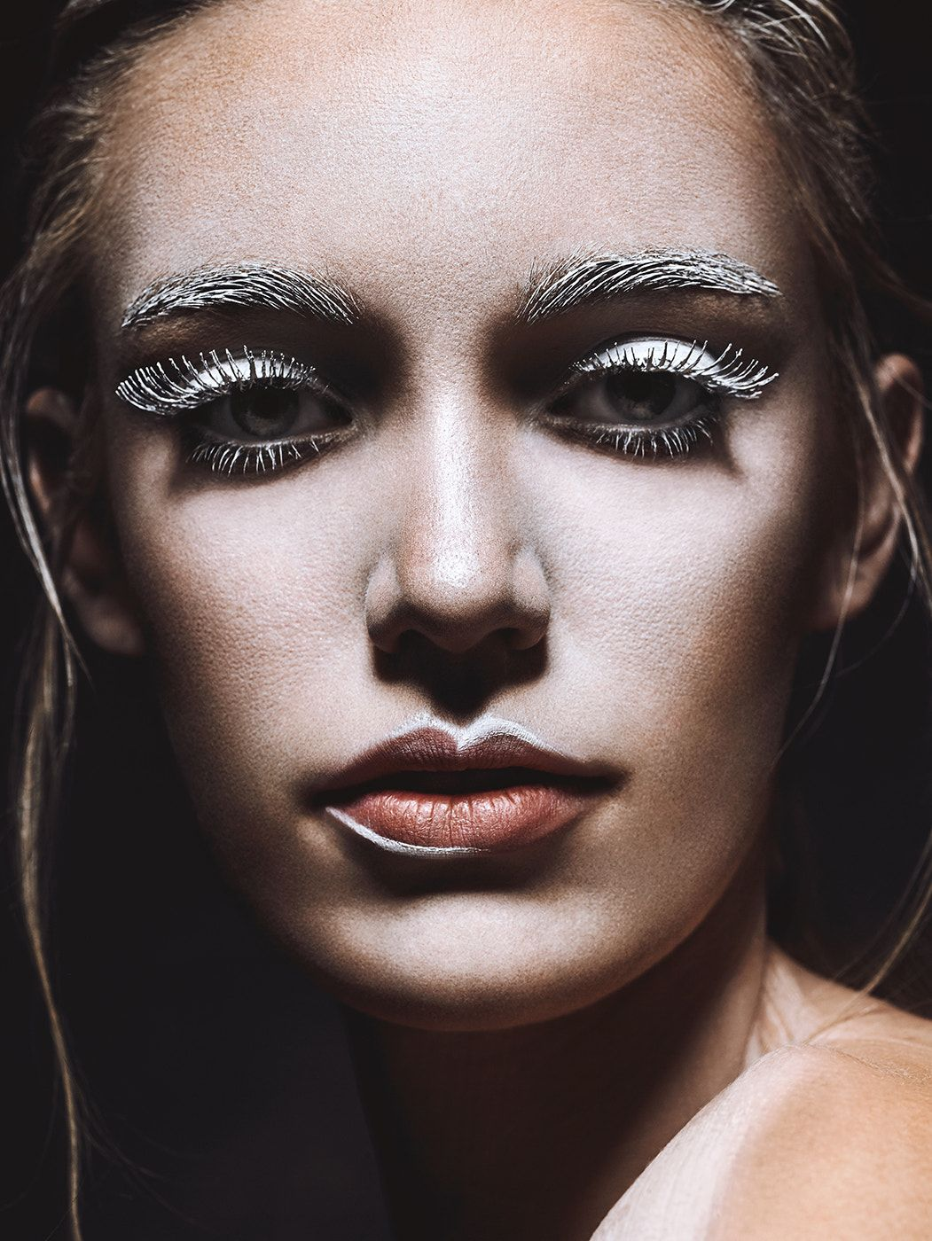 Pin by WhuDat on Photo shoot ideas Halloween face makeup