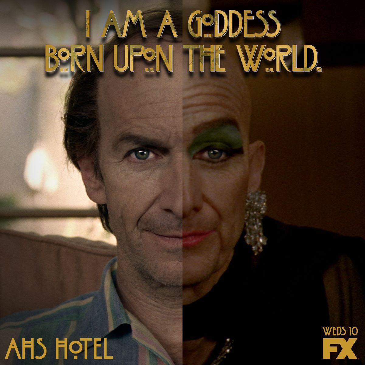 Liz Taylor American Horror Story Hotel