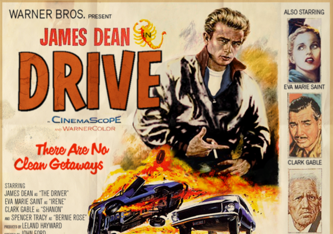 What If 'Trainspotting' Were Directed by Godard? 'Drive' by John Ford? These Cool Posters Reimagine Movies in the Past Thompson on Hollywood @Indiewire