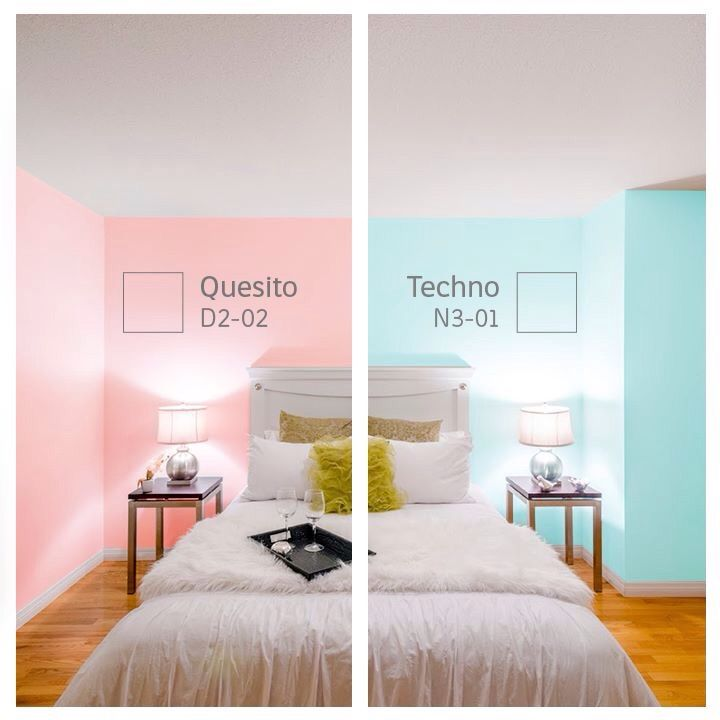 Qu colores usar as para esta habitaci n prueba nuestro - Decorador virtual de interiores ...