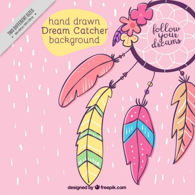 Pin By Dressed Boxes Handmade Stuff On VECTOR GRAPHIC Pinterest Interesting Truth About Dream Catchers