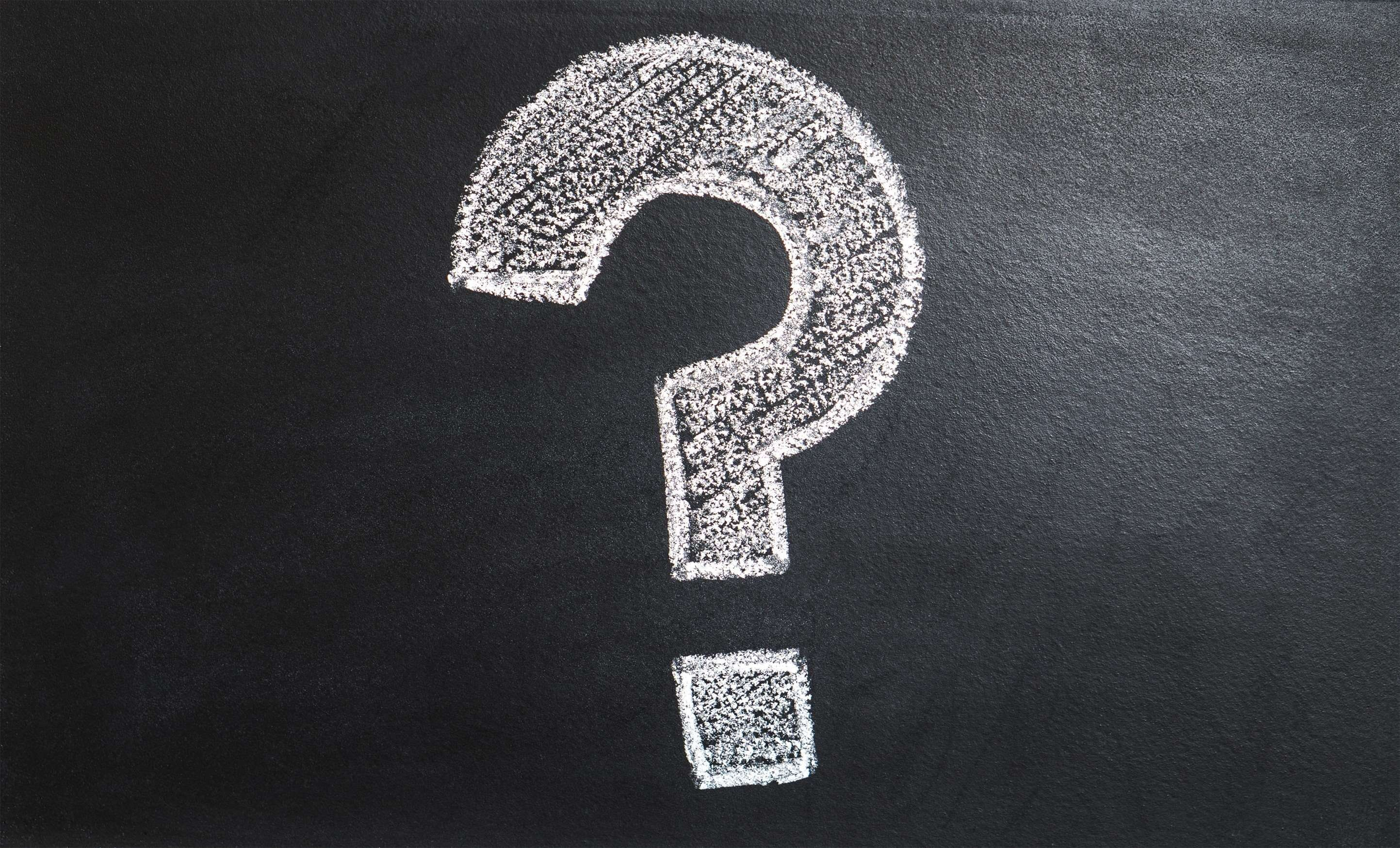 ask #blackboard chalk board #chalkboard #faq #help #question ...
