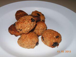 Receita Do Cookie De Biomassa De Banana Verde Com Imagens