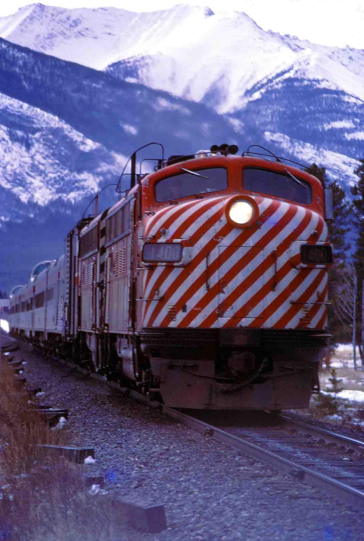 train trip bucket list pinterest train canadian