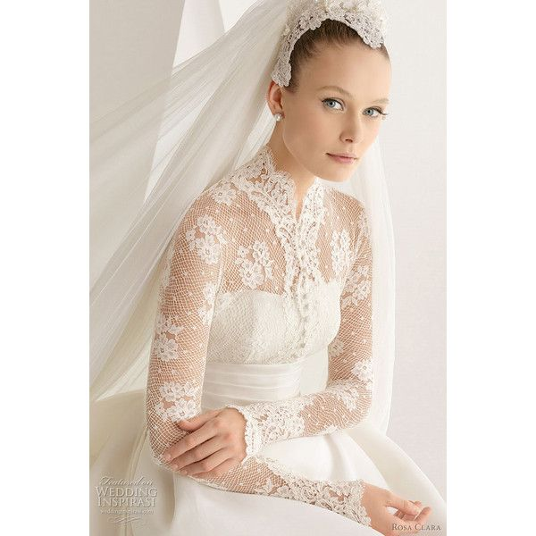Kate Middleton\'s Wedding Dress Inspired by Grace Kelly Part 1 found ...