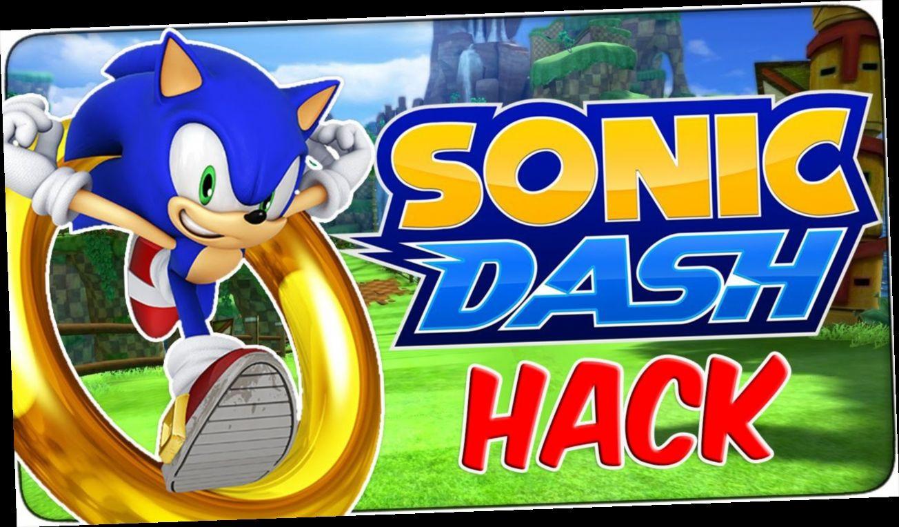 sonic dash hack generator в 2020 г