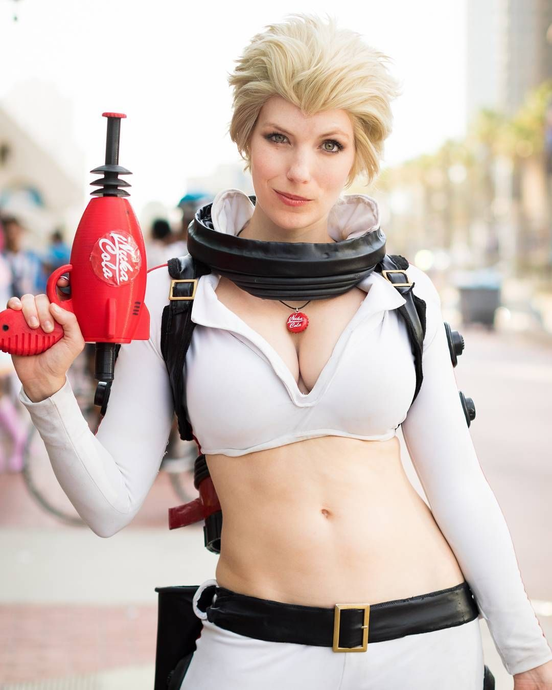 Nuka Girl Rocket Suit : rocket, Cosplay