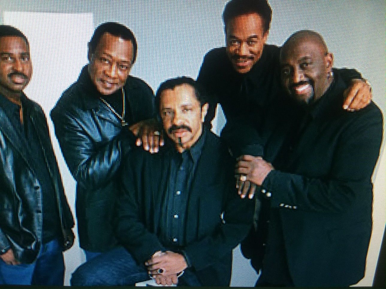 The Temptations W G C Cameron Funk Music Rock And Roll Motown