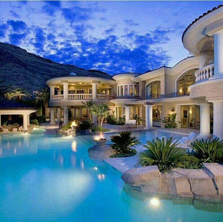 54 Stunning Dream Homes u0026 Mega Mansions