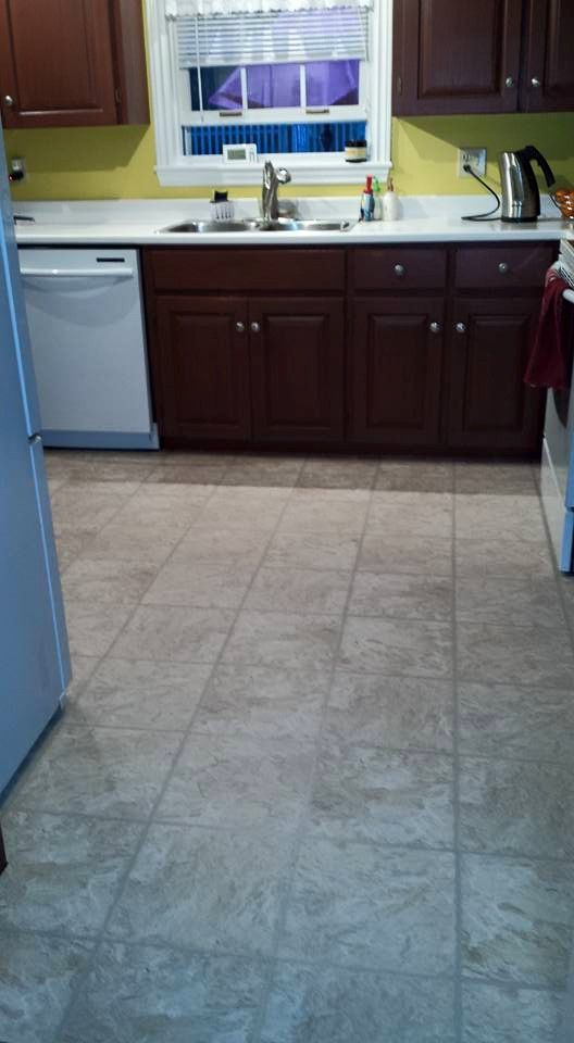 Allure Trafficmaster Allure Tile 12 In X 36 In Sedona Resilient Vinyl Tile Flooring 24 Sq Ft Case Home Depot Vinyl Flooring Allure Flooring Flooring
