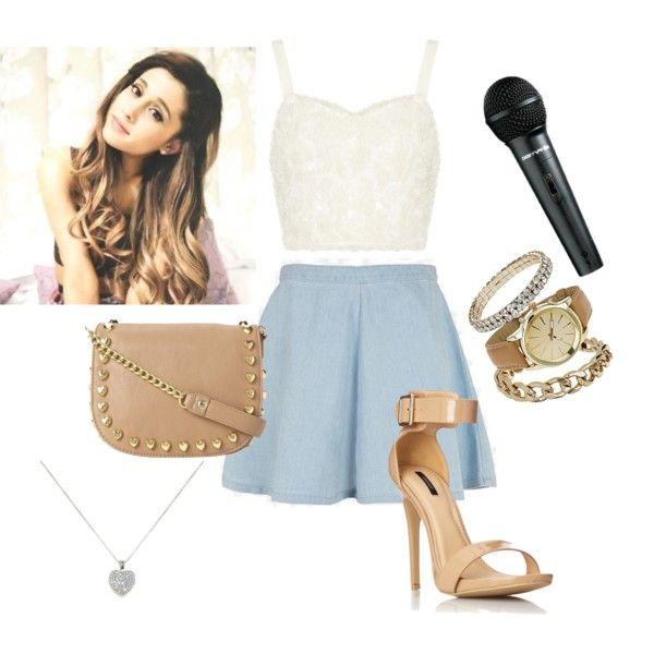 Ariana Grande Outfits Tumblr 2013 53456   VIZUALIZE