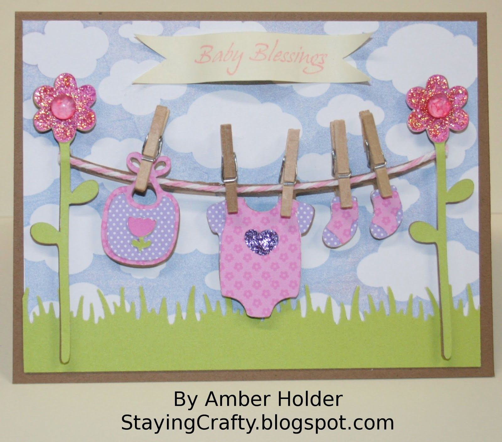 Baby Blessings Card Baby blessing cards, Cards, Baby