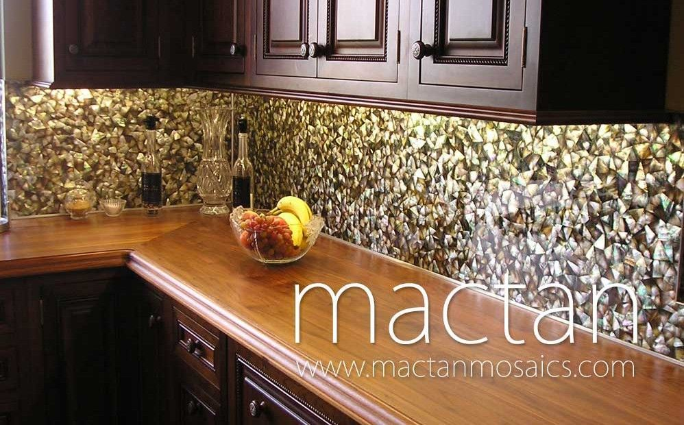 Pin On Mother Of Pearl Tiles Panels Mosaics Backsplash And Coverings By Mactan Mosaics