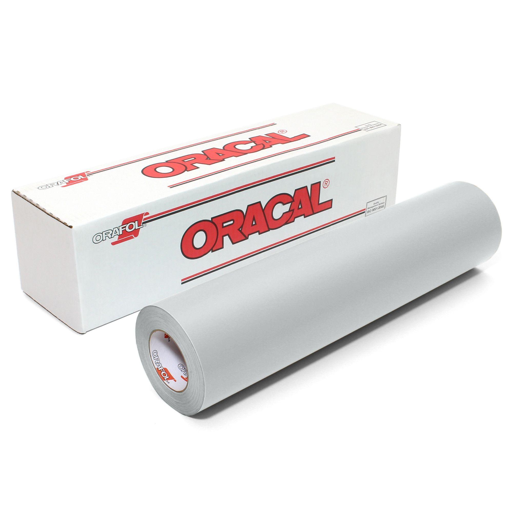 Oracal 631 Matte Vinyl Rolls Light Grey Vinyl Rolls Adhesive Vinyl Vinyl