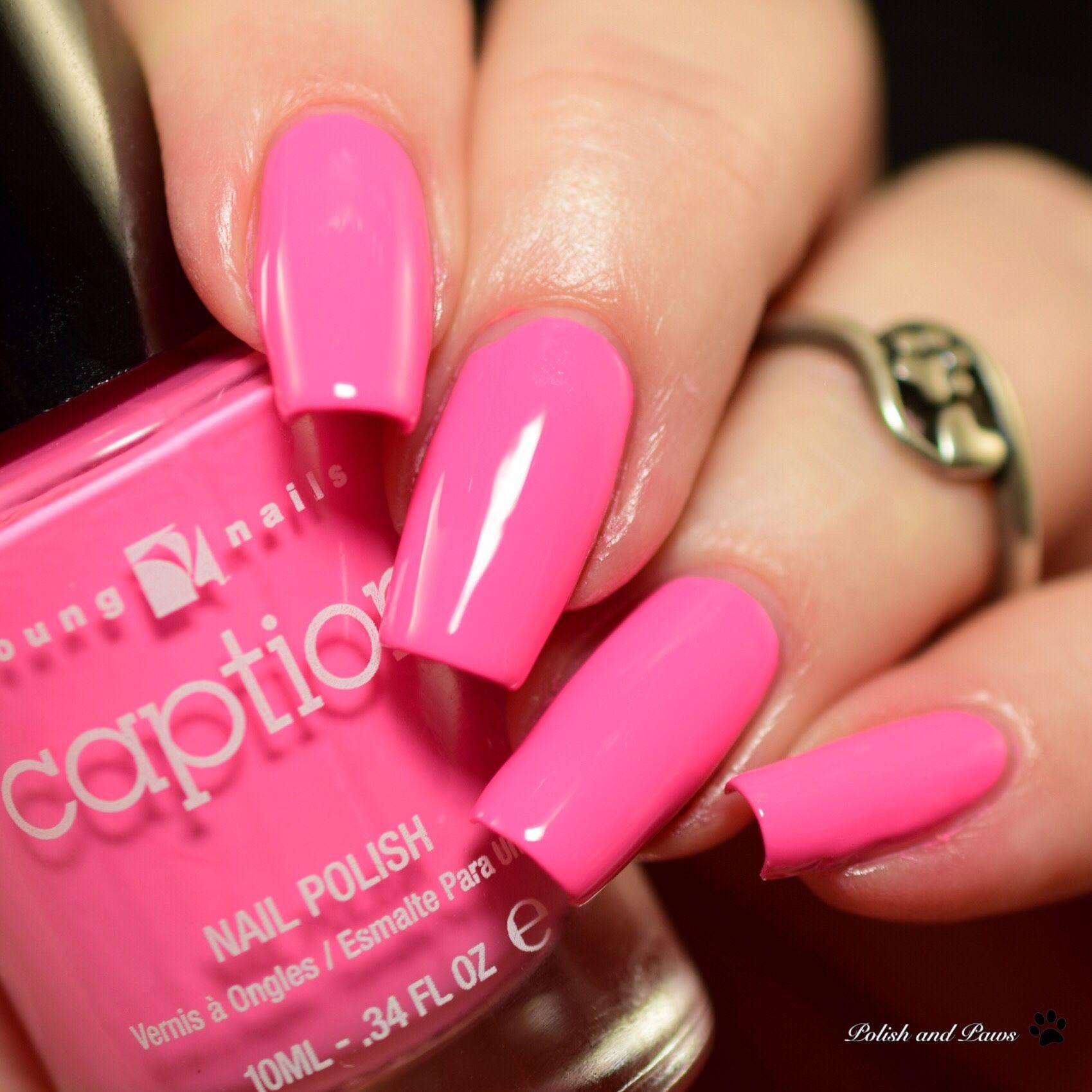 Caption Polish Nom Nom Caption Nail Polish, Young Nails, Nail Art Kit, Nail