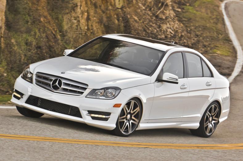 2013 Mercedes-Benz C300 4MATIC Sedan Sport Package Plus