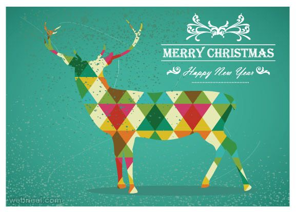 Company Christmas Cards.25 Beautiful Business Christmas Cards Designs Xmas Card