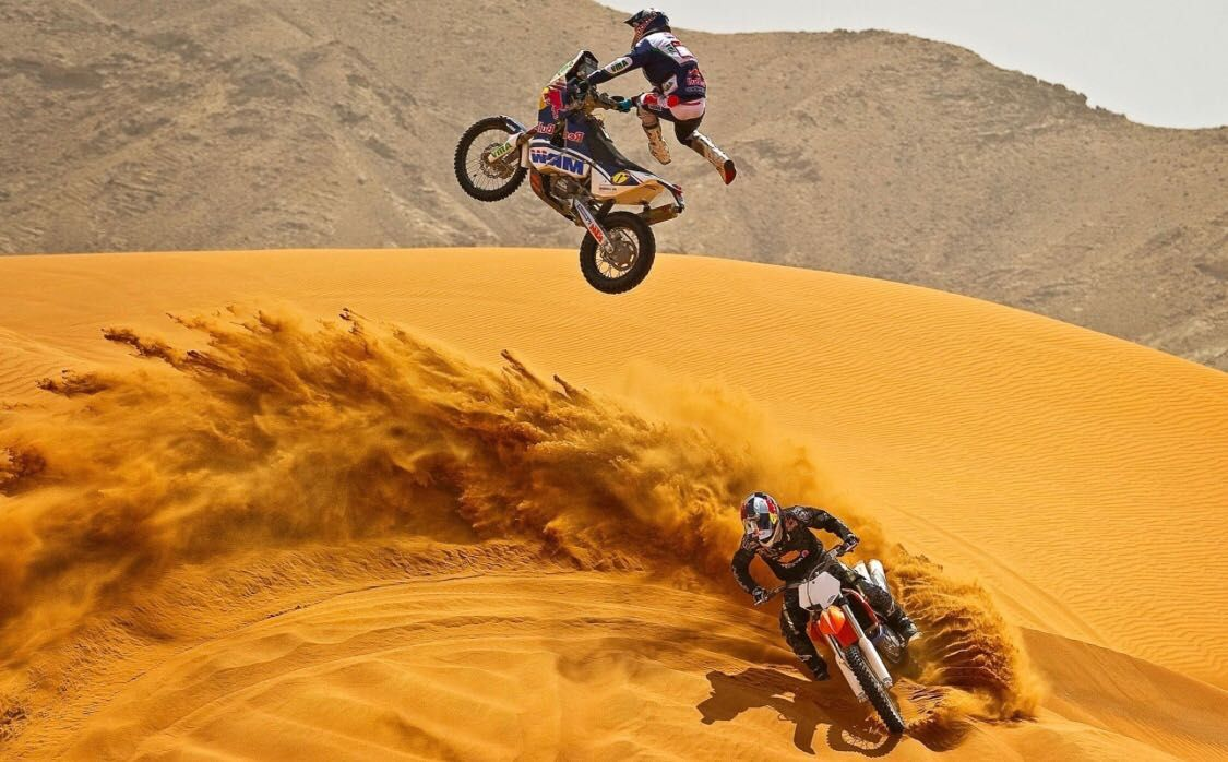 Rent A Dirt Bike In Dubai If You Want To Ride In The Desert Of