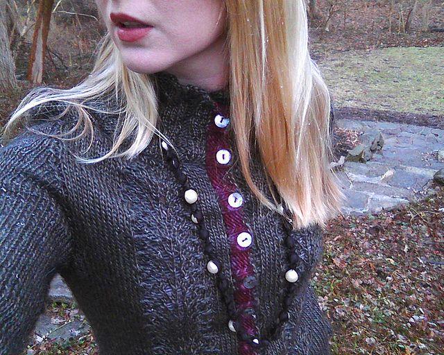 Traveler Sweater by cinettecps