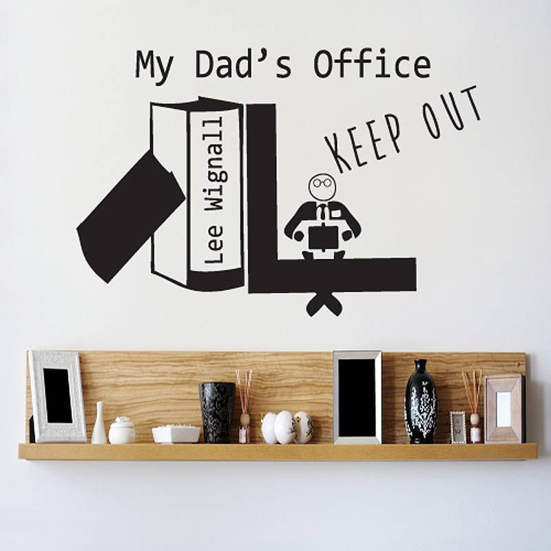 Wall art stickers for office company culture success
