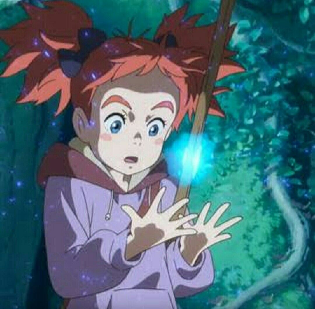 Pin by Grace R. on Studio Ponoc (With images) Anime