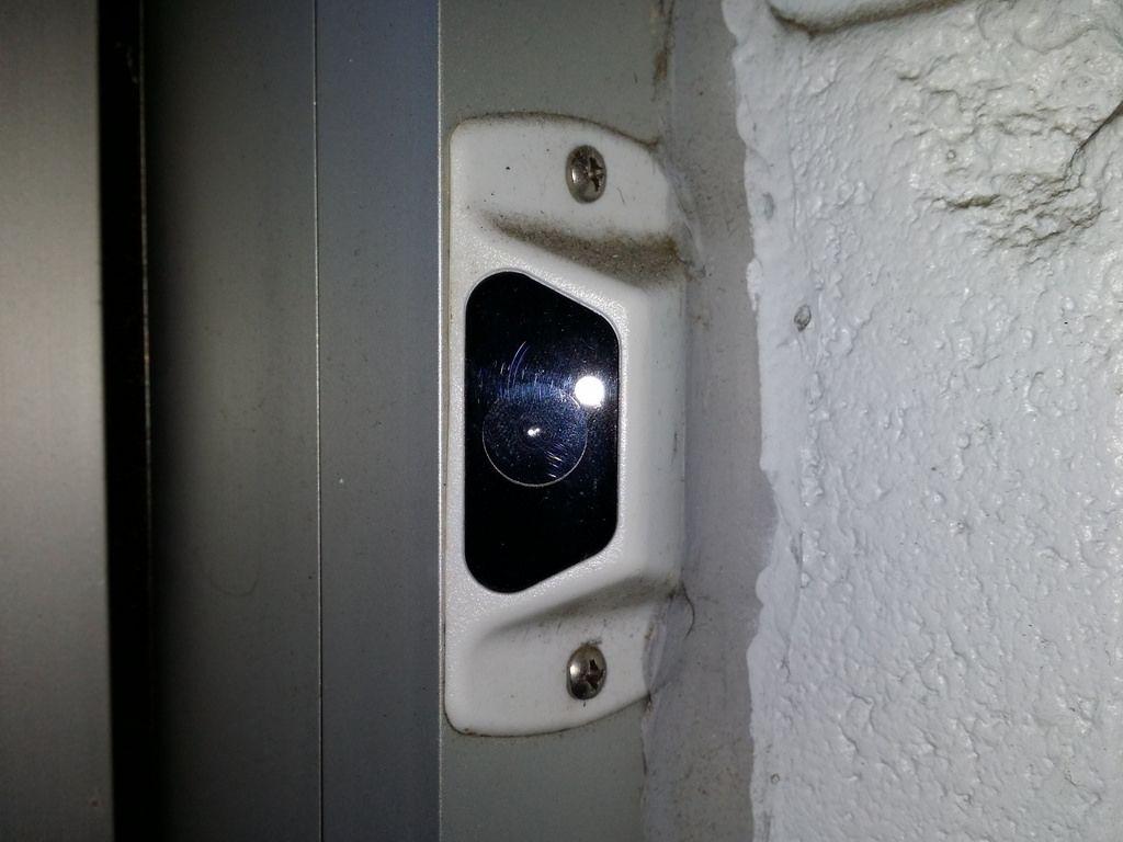 Small security camera for front door http for Front door security