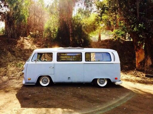 f215742a93 Nicely lowered bay Vw Vans