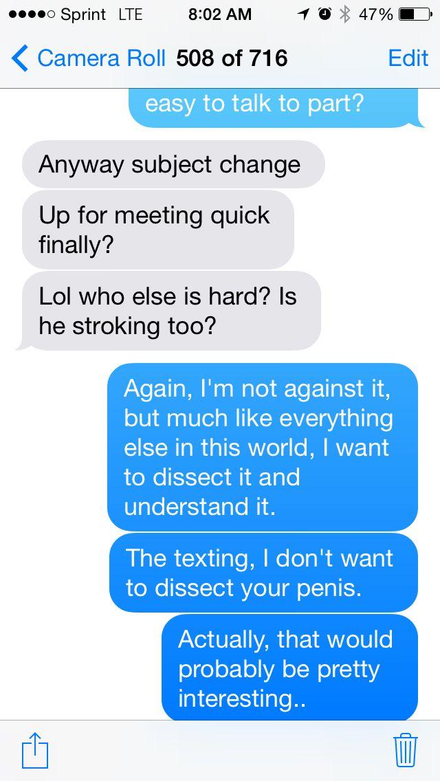 Good sexting