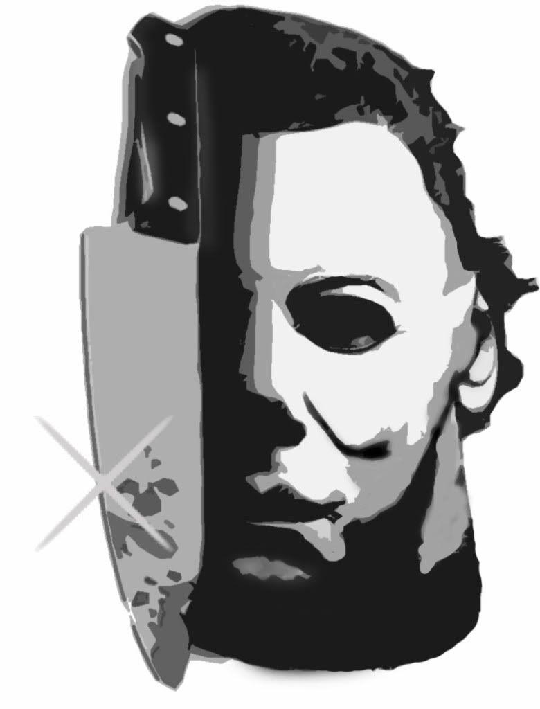 Michael Myers Pumpkin Stencils Printable - Bing Images | Custom ...