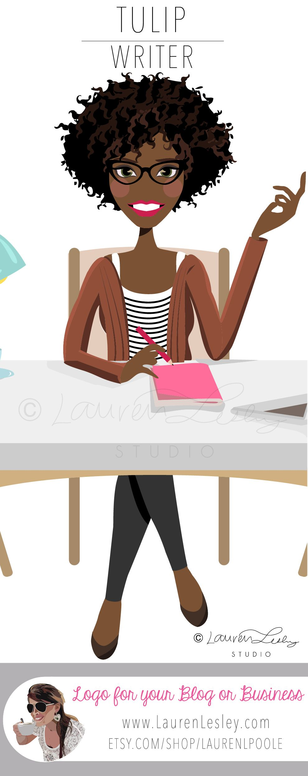 African American Female Writer African American Blogger