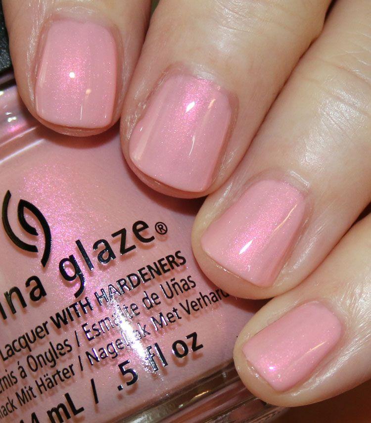 China Glaze Eat, Pink, Be Merry