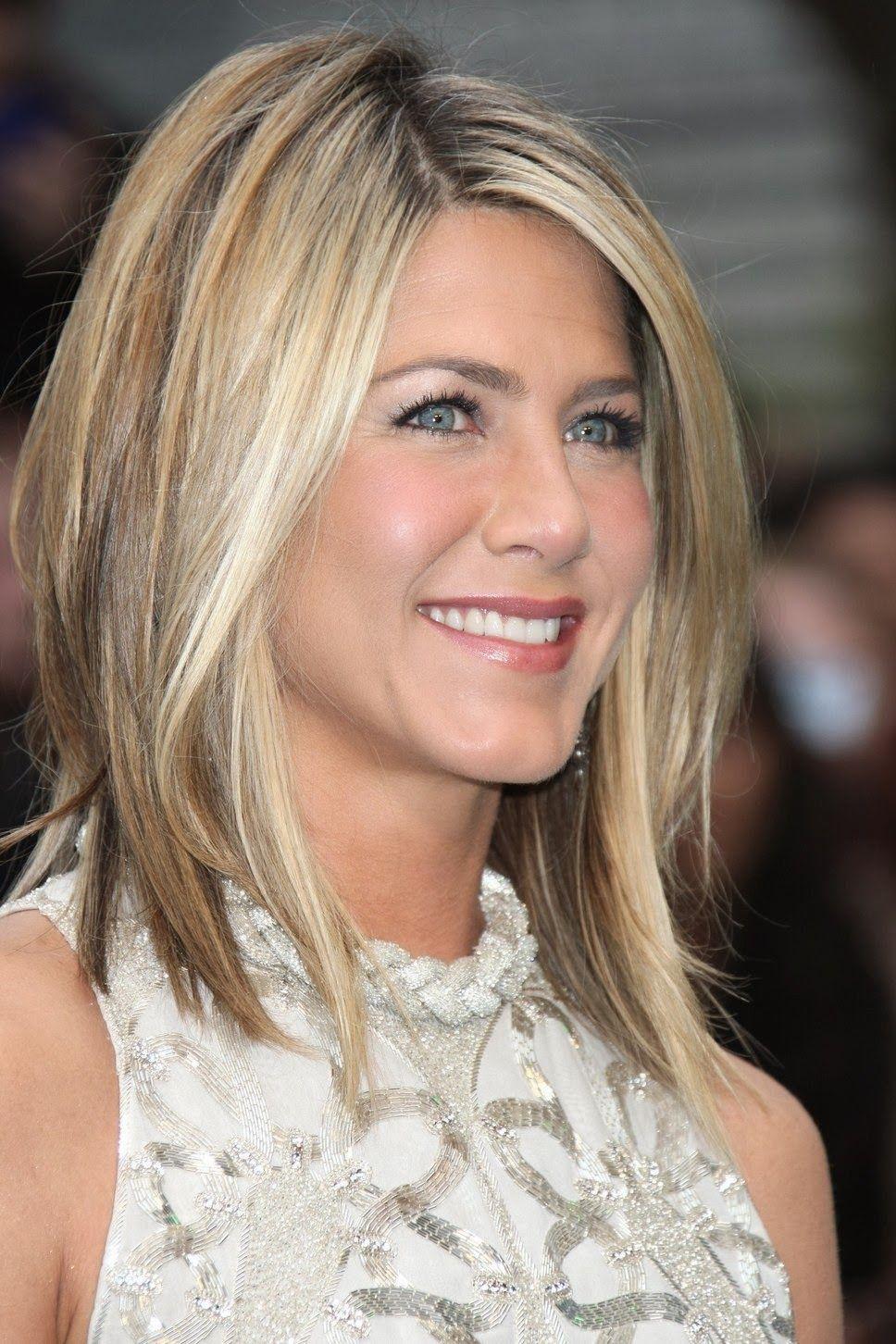 Astonishing Medium Hairstyles For Women And Jennifer Aniston On Pinterest Short Hairstyles For Black Women Fulllsitofus