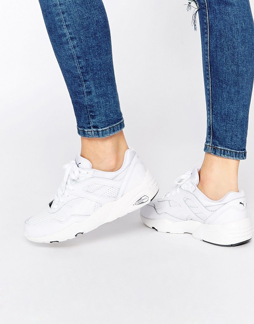 Puma Sneakers R698 Core Leather
