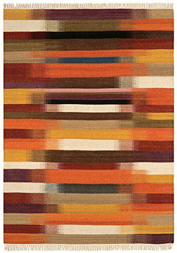 Teppich Wohnzimmer Carpet kurzflor orientalisches Design KELIM RUG - wohnzimmermöbel günstig online kaufen